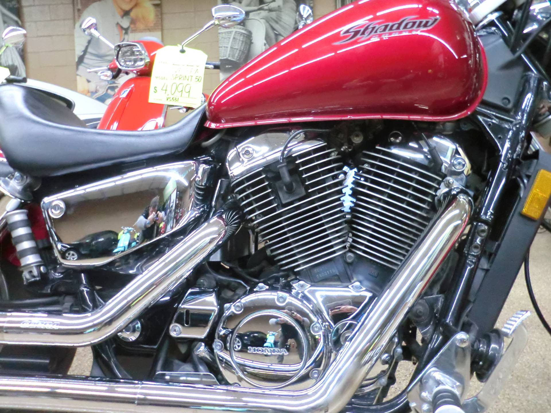 2004 Honda Shadow Sabre in Downers Grove, Illinois - Photo 2