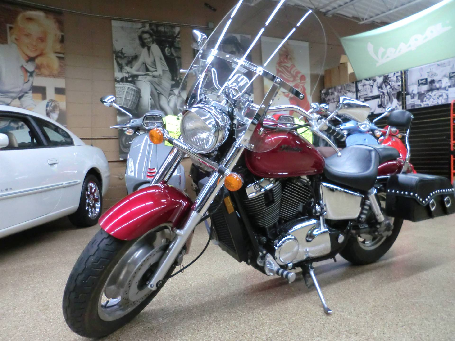 2004 Honda Shadow Sabre in Downers Grove, Illinois - Photo 11