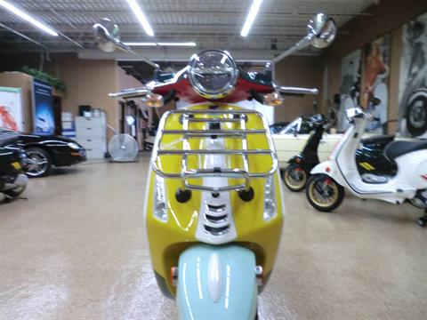 2021 Vespa Primavera Sean Wotherspoon 150 in Downers Grove, Illinois - Photo 2