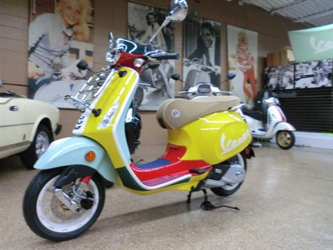 2021 Vespa Primavera Sean Wotherspoon 150 in Downers Grove, Illinois - Photo 3