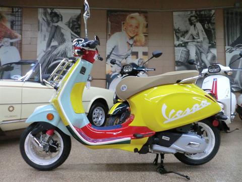 2021 Vespa Primavera Sean Wotherspoon 150 in Downers Grove, Illinois - Photo 4