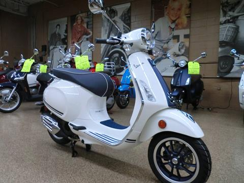 2019 Vespa Primavera 150 Yacht Club in Downers Grove, Illinois