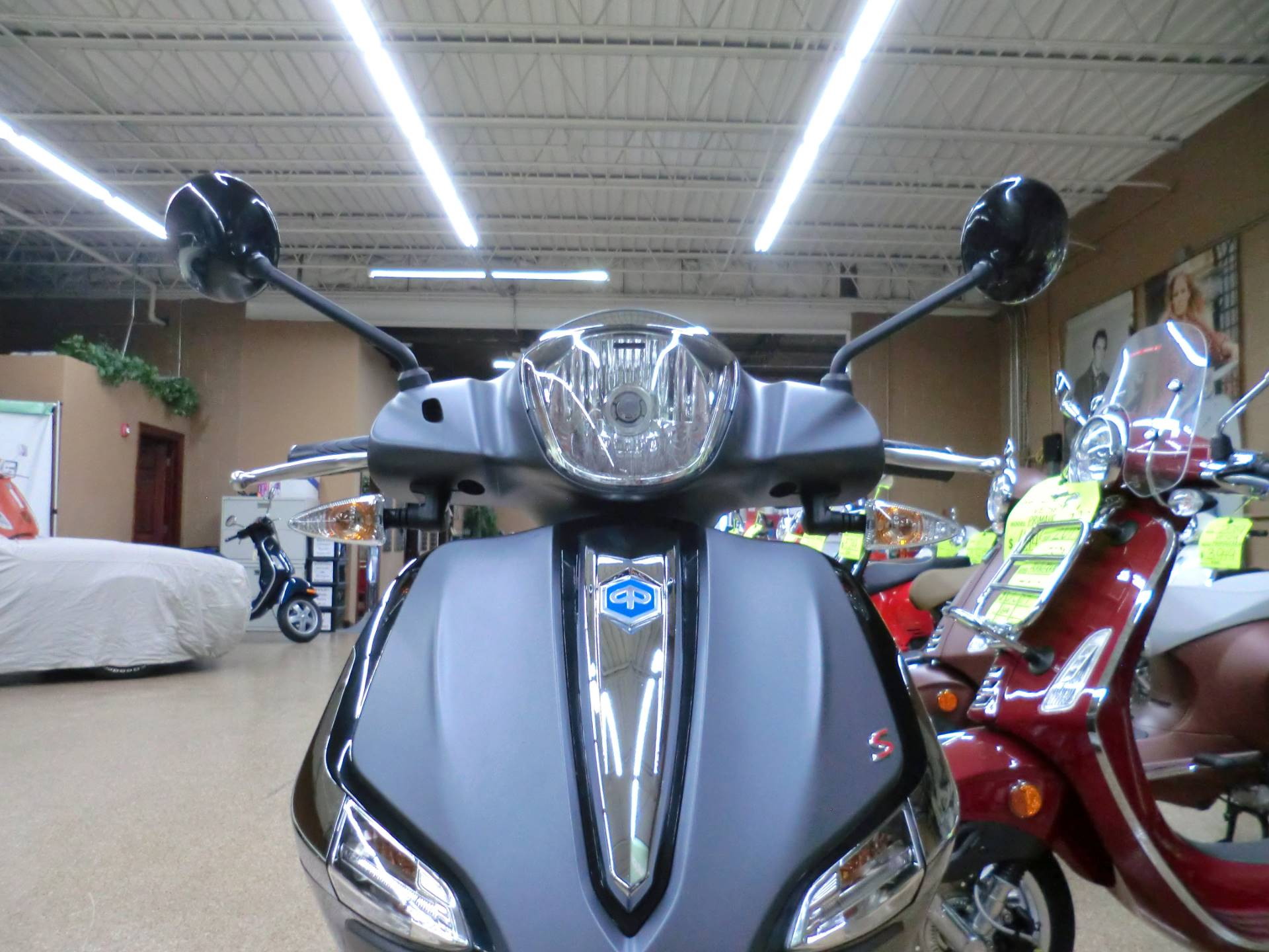 2019 Piaggio Liberty S 150 in Downers Grove, Illinois