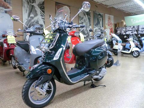 2020 Vespa Primavera Touring 150 in Downers Grove, Illinois - Photo 3