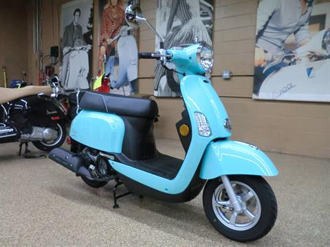 2020 Genuine Scooters Buddy Kick in Downers Grove, Illinois
