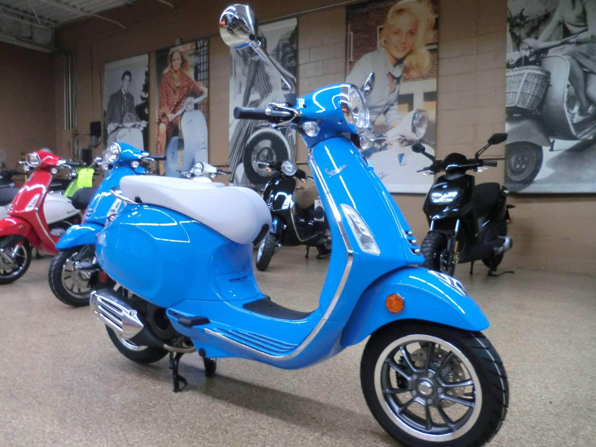 2019 Vespa Primavera 50th Anniversary 150 cc for sale 17733