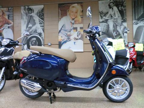 2020 Vespa Primavera 150 in Downers Grove, Illinois - Photo 6