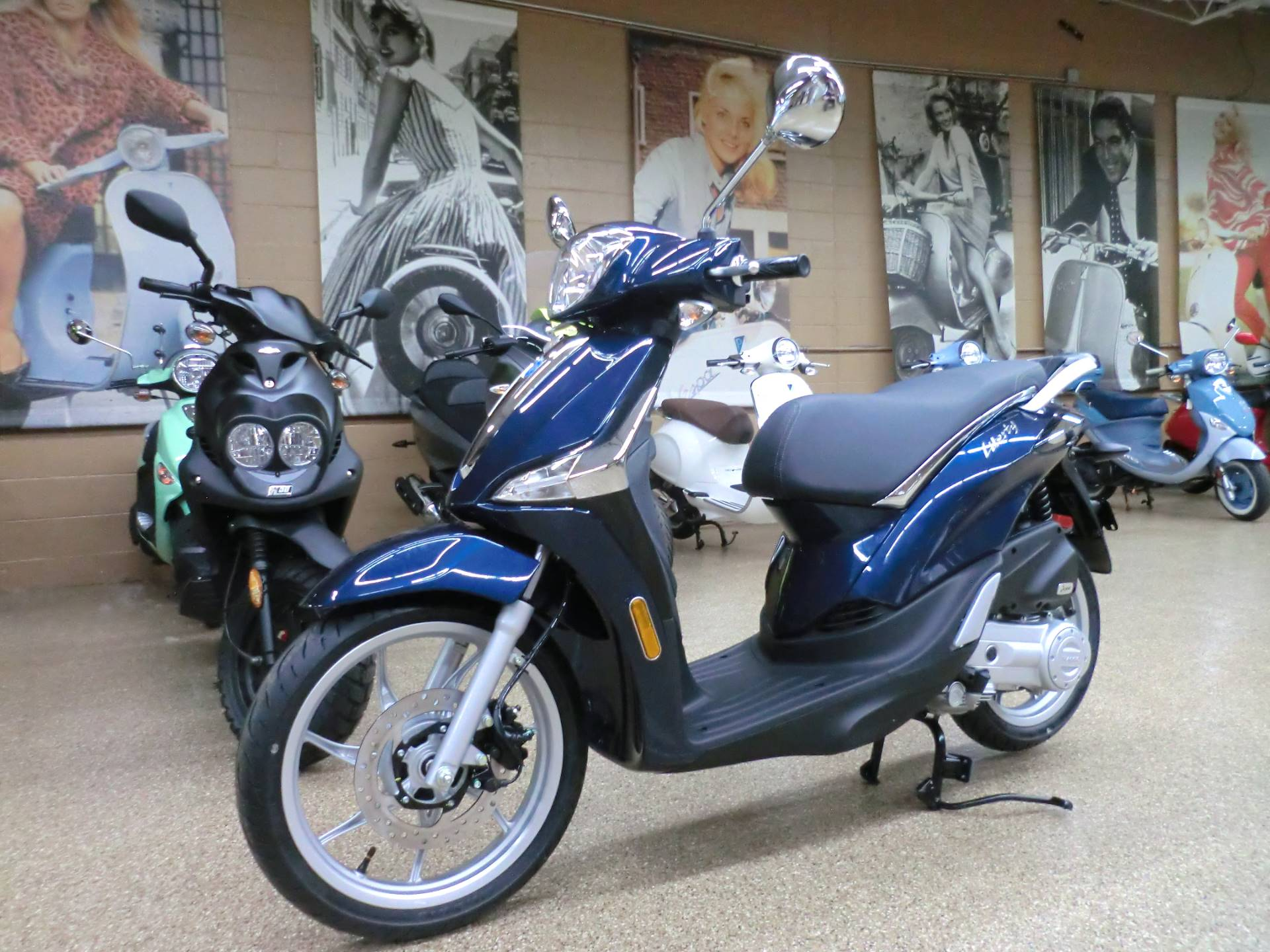 2019 Piaggio Liberty 50 in Downers Grove, Illinois