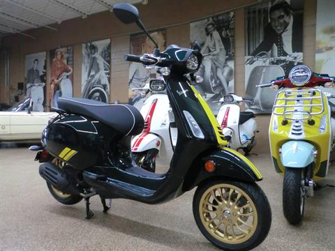 2021 Vespa Sprint Racing Sixties 50 in Downers Grove, Illinois - Photo 1