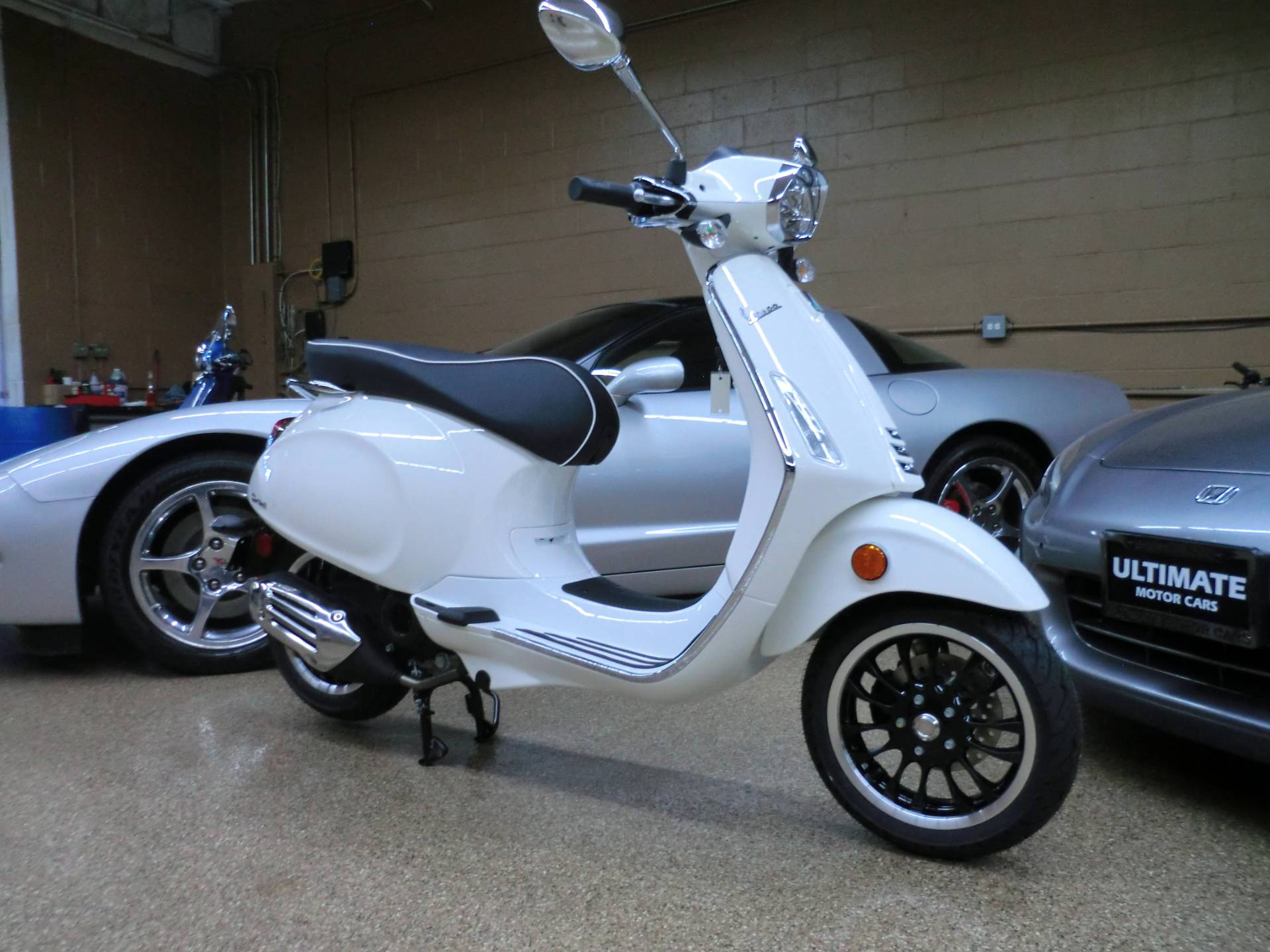 2021 Vespa Sprint 50 in Downers Grove, Illinois - Photo 1