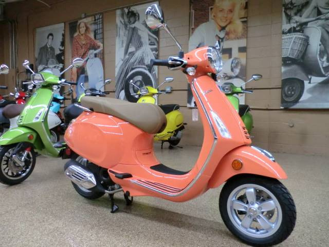 new 2018 vespa primavera 50 scooters in downers grove il stock number vs459. Black Bedroom Furniture Sets. Home Design Ideas