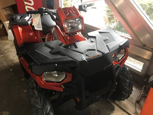 2020 Polaris Sportsman 570 Premium in Pensacola, Florida - Photo 1