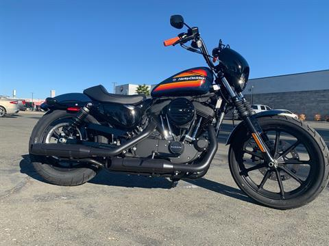 2020 Harley-Davidson Iron 1200™ in Vacaville, California - Photo 2