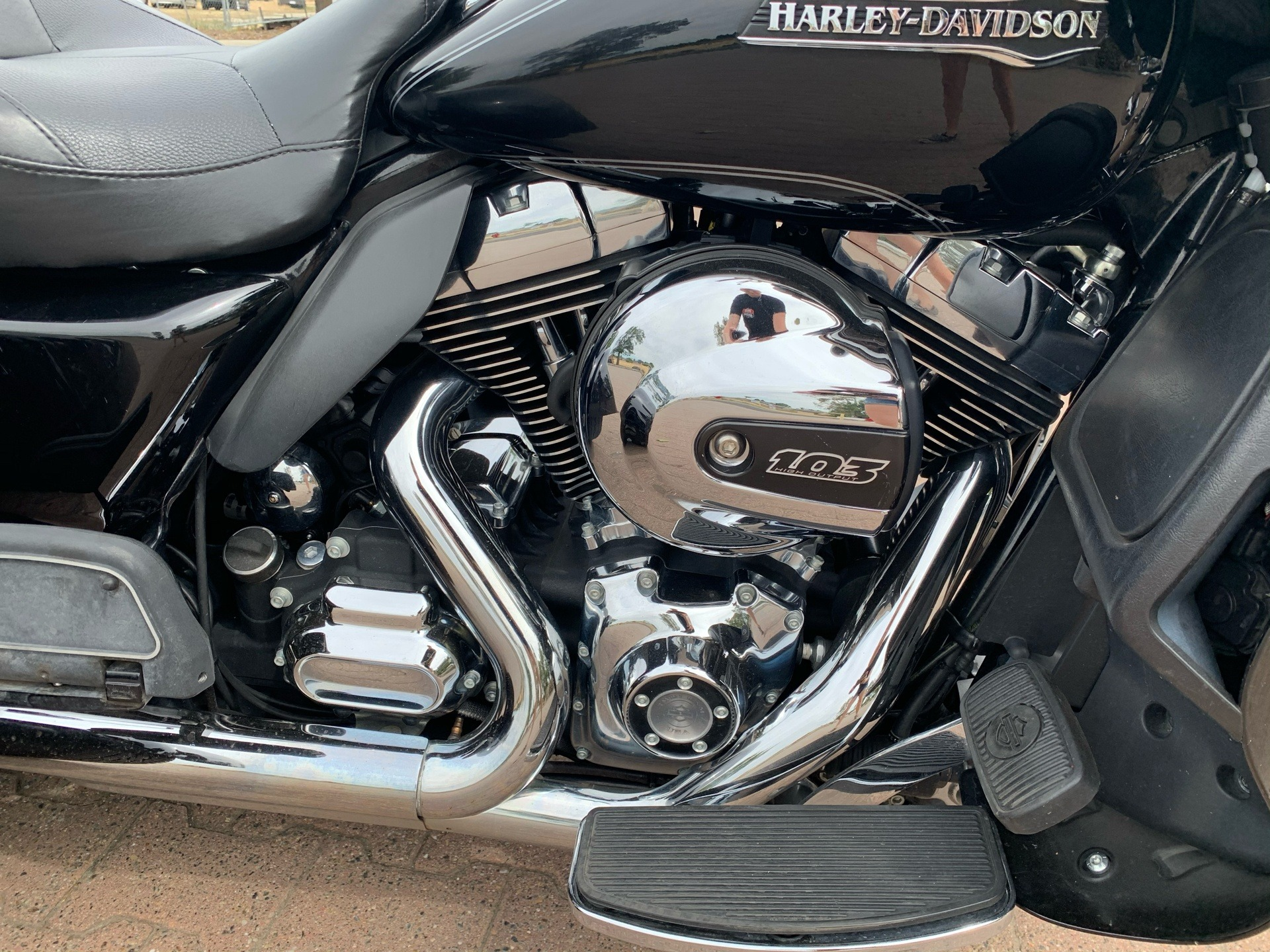 2014 Harley-Davidson Tri Glide® Ultra in Vacaville, California - Photo 7