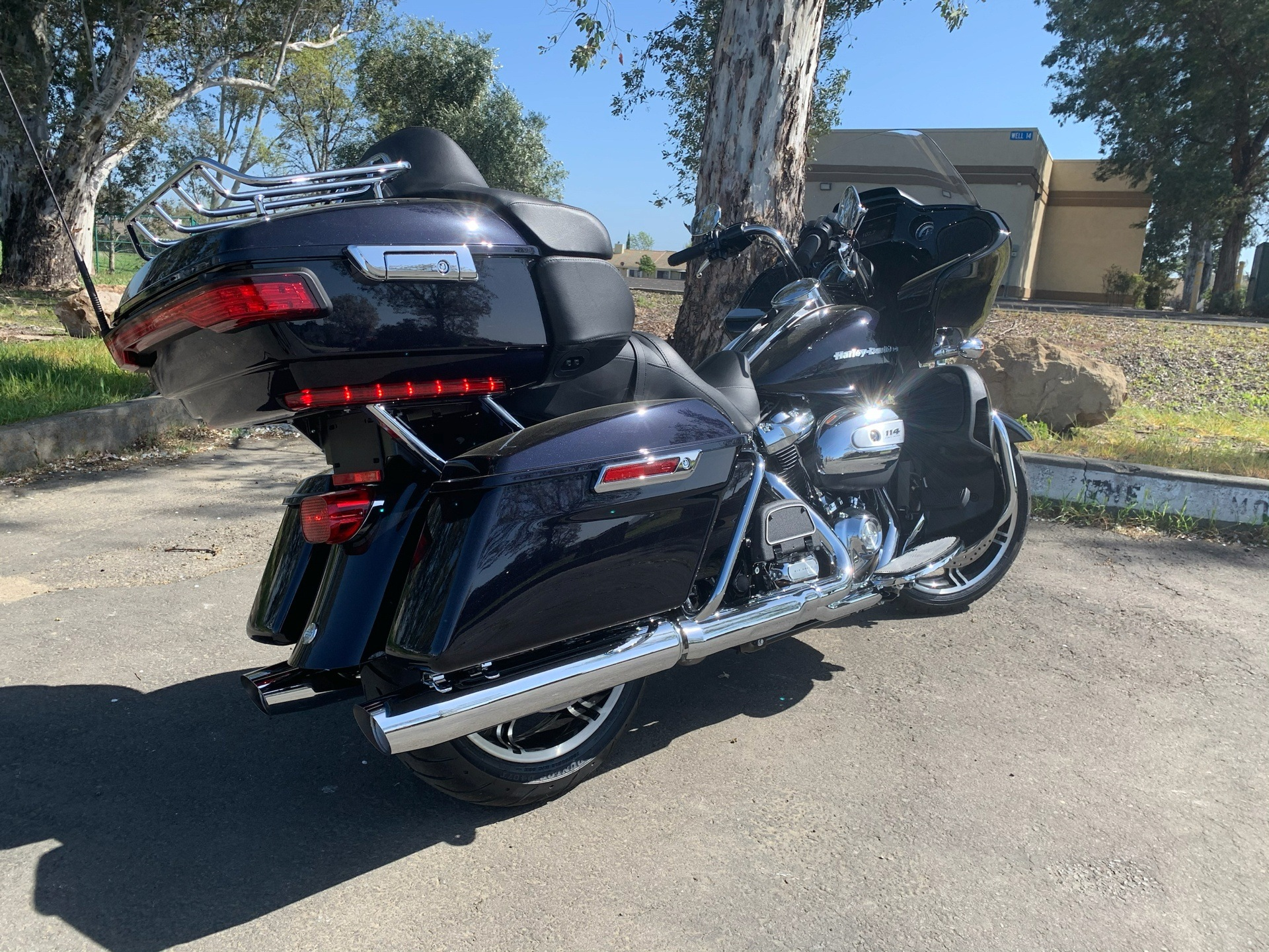 2020 Harley-Davidson Road Glide® Limited in Vacaville, California - Photo 3