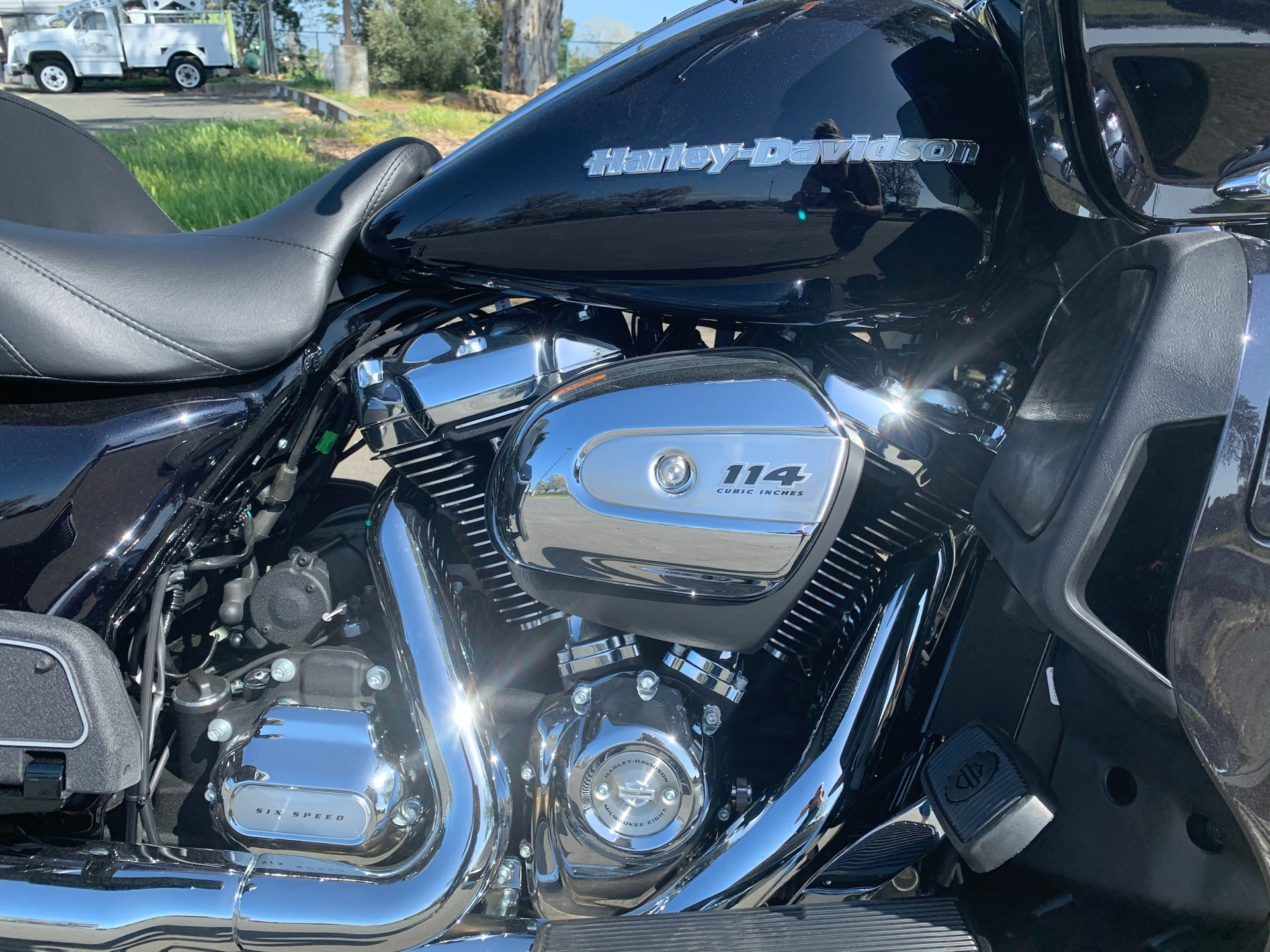 2020 Harley-Davidson Road Glide® Limited in Vacaville, California - Photo 7