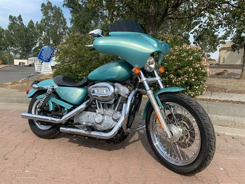 2007 Harley-Davidson XL 883L Sportster® in Vacaville, California - Photo 1