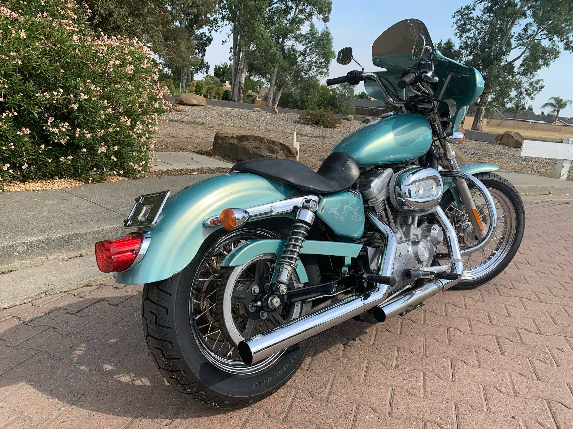 2007 Harley-Davidson XL 883L Sportster® in Vacaville, California - Photo 2