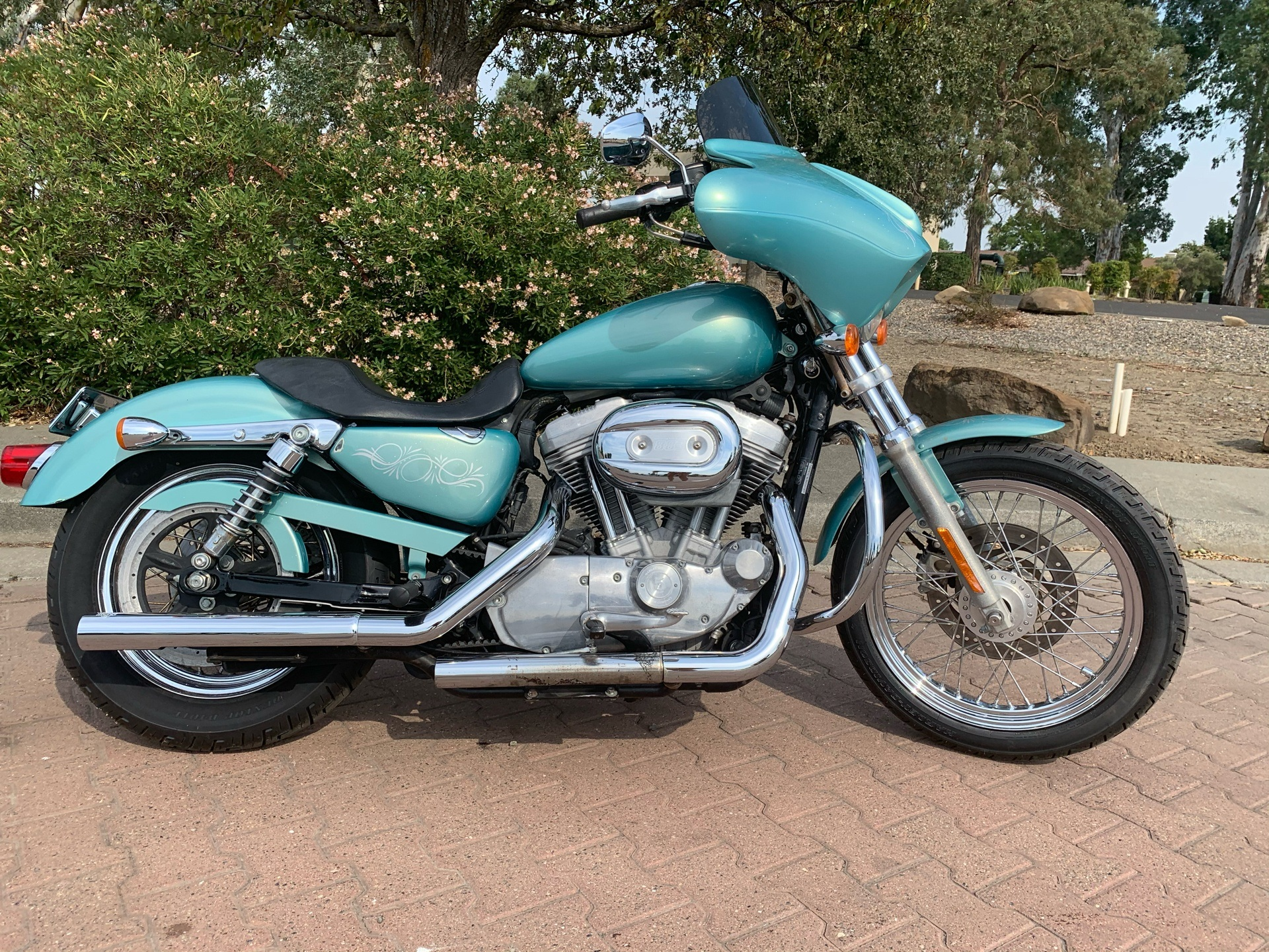 2007 Harley-Davidson XL 883L Sportster® in Vacaville, California - Photo 3