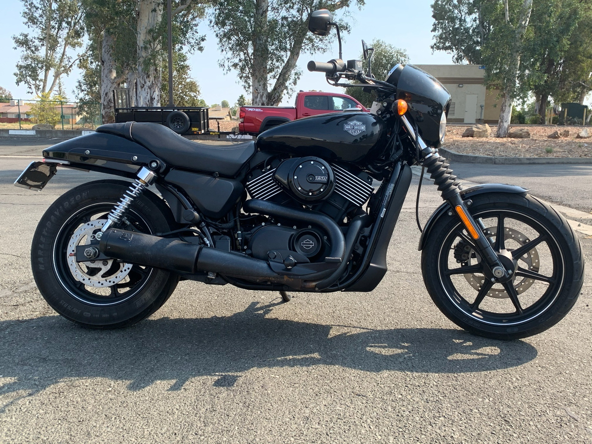 2015 Harley-Davidson Harley-Davidson Street™ 750 in Vacaville, California - Photo 2