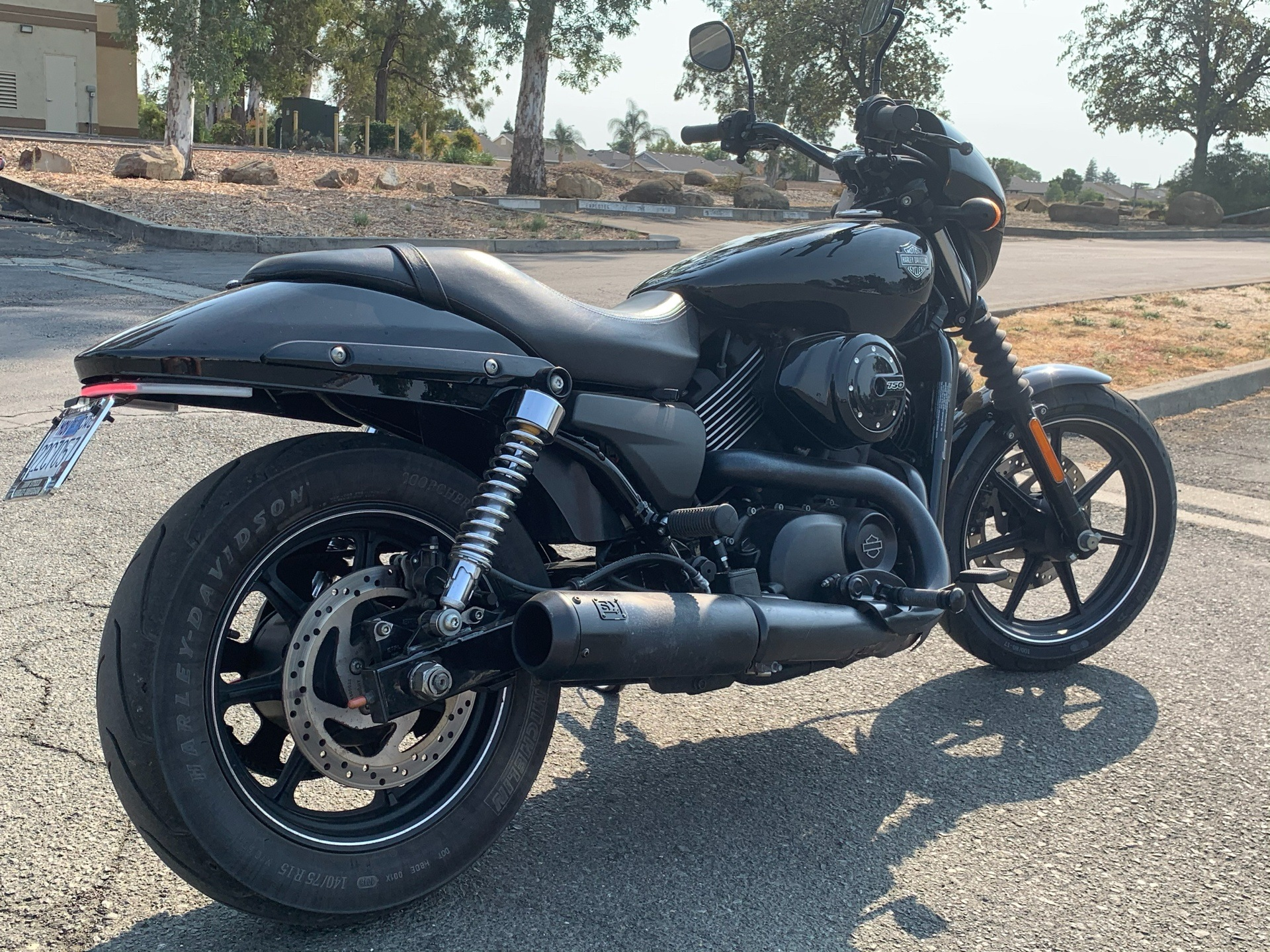 2015 Harley-Davidson Harley-Davidson Street™ 750 in Vacaville, California - Photo 5