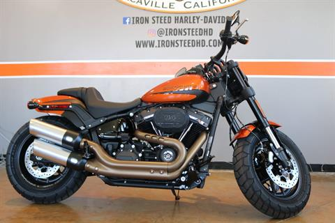2019 Harley-Davidson Fat Bob® 114 in Vacaville, California - Photo 10