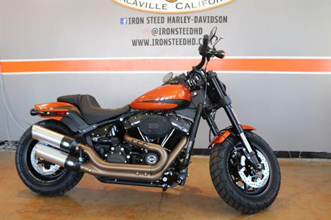 2019 Harley-Davidson Fat Bob® 114 in Vacaville, California - Photo 11