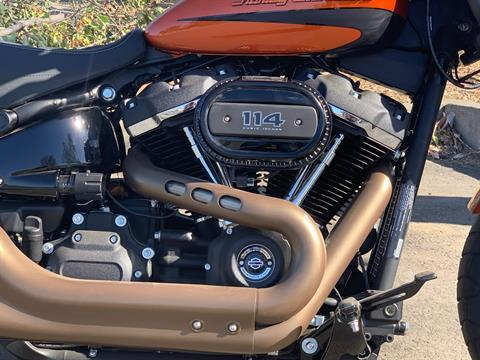 2019 Harley-Davidson Fat Bob® 114 in Vacaville, California - Photo 4