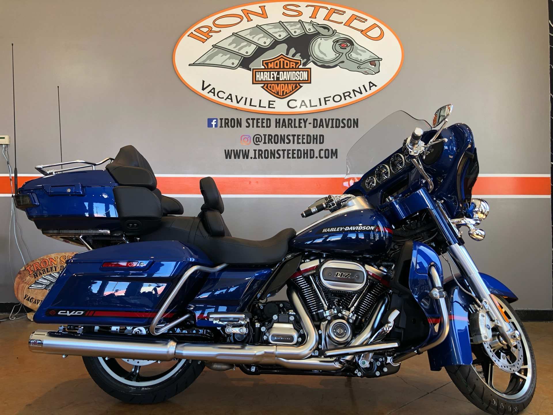2020 Harley-Davidson CVO™ Limited in Vacaville, California - Photo 1