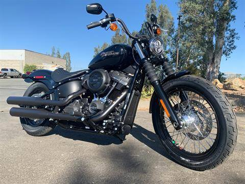 2020 Harley-Davidson Street Bob® in Vacaville, California - Photo 1