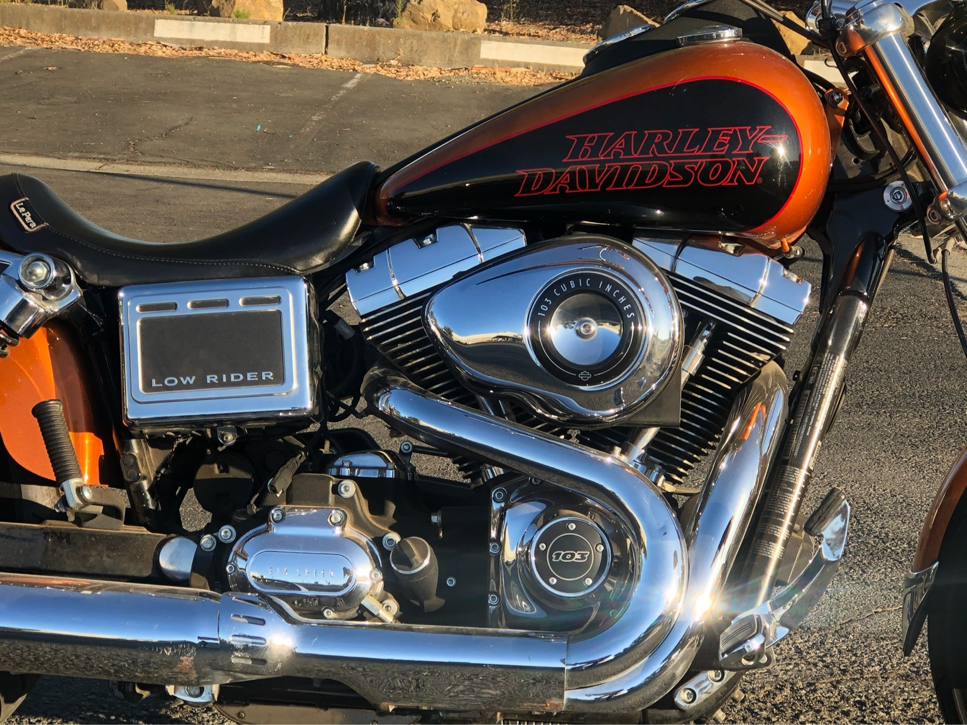 2014 Harley-Davidson Low Rider® in Vacaville, California - Photo 3