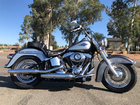 2014 Harley-Davidson Heritage Softail® Classic in Vacaville, California - Photo 1