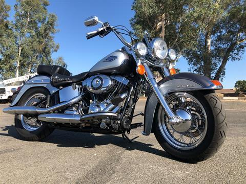 2014 Harley-Davidson Heritage Softail® Classic in Vacaville, California - Photo 2
