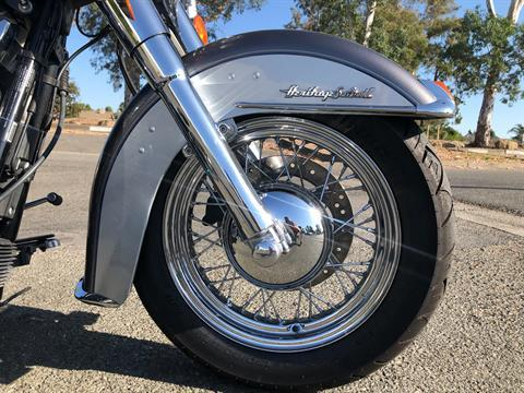 2014 Harley-Davidson Heritage Softail® Classic in Vacaville, California - Photo 3