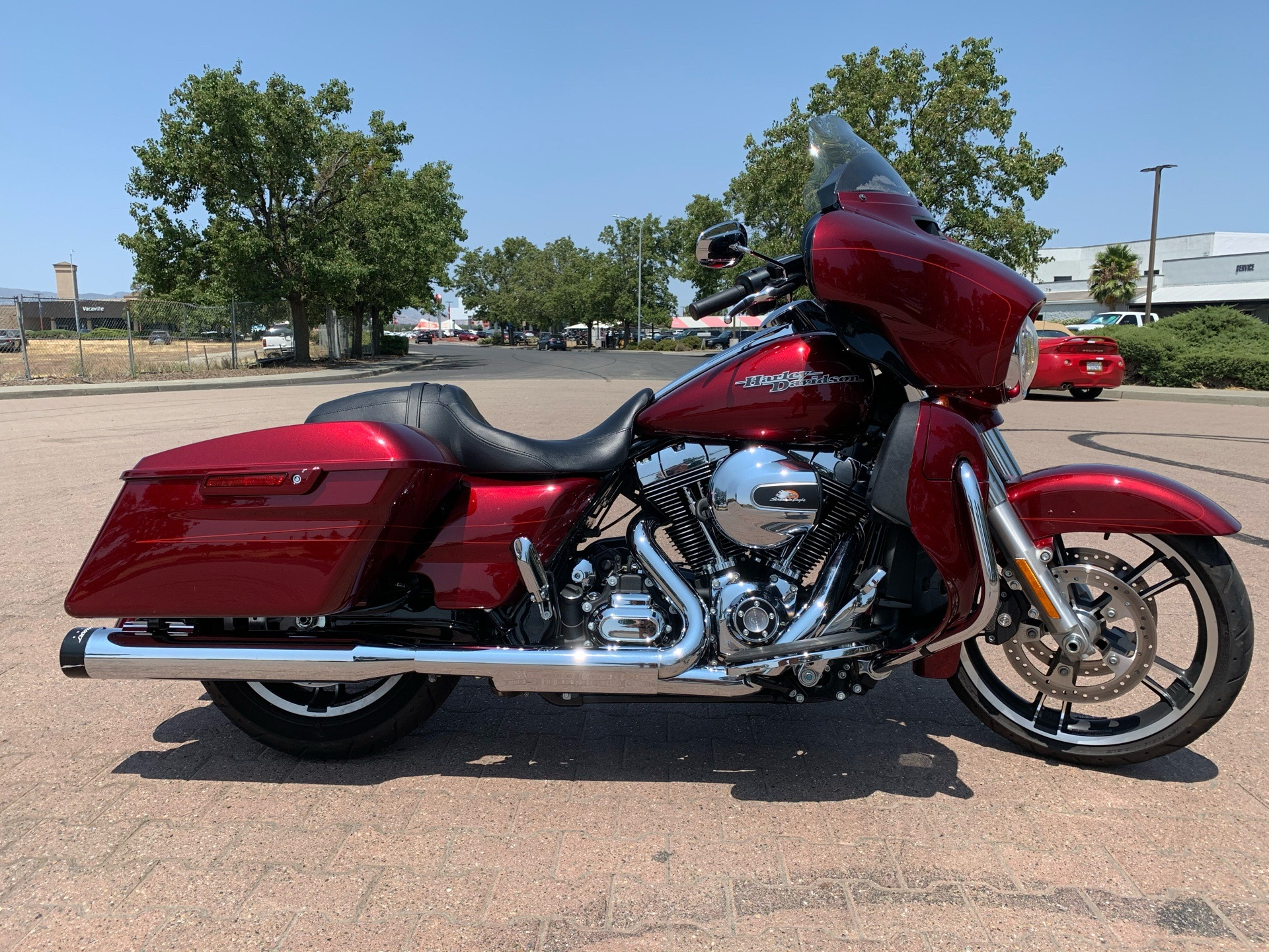 2016 Harley-Davidson Street Glide® Special in Vacaville, California - Photo 5