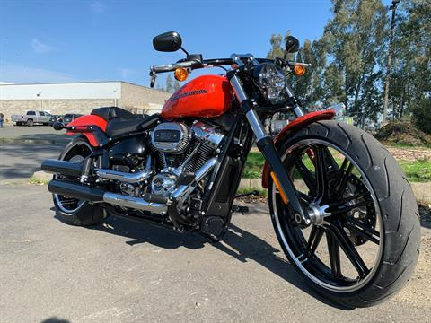 2020 Harley-Davidson Breakout® 114 in Vacaville, California - Photo 1