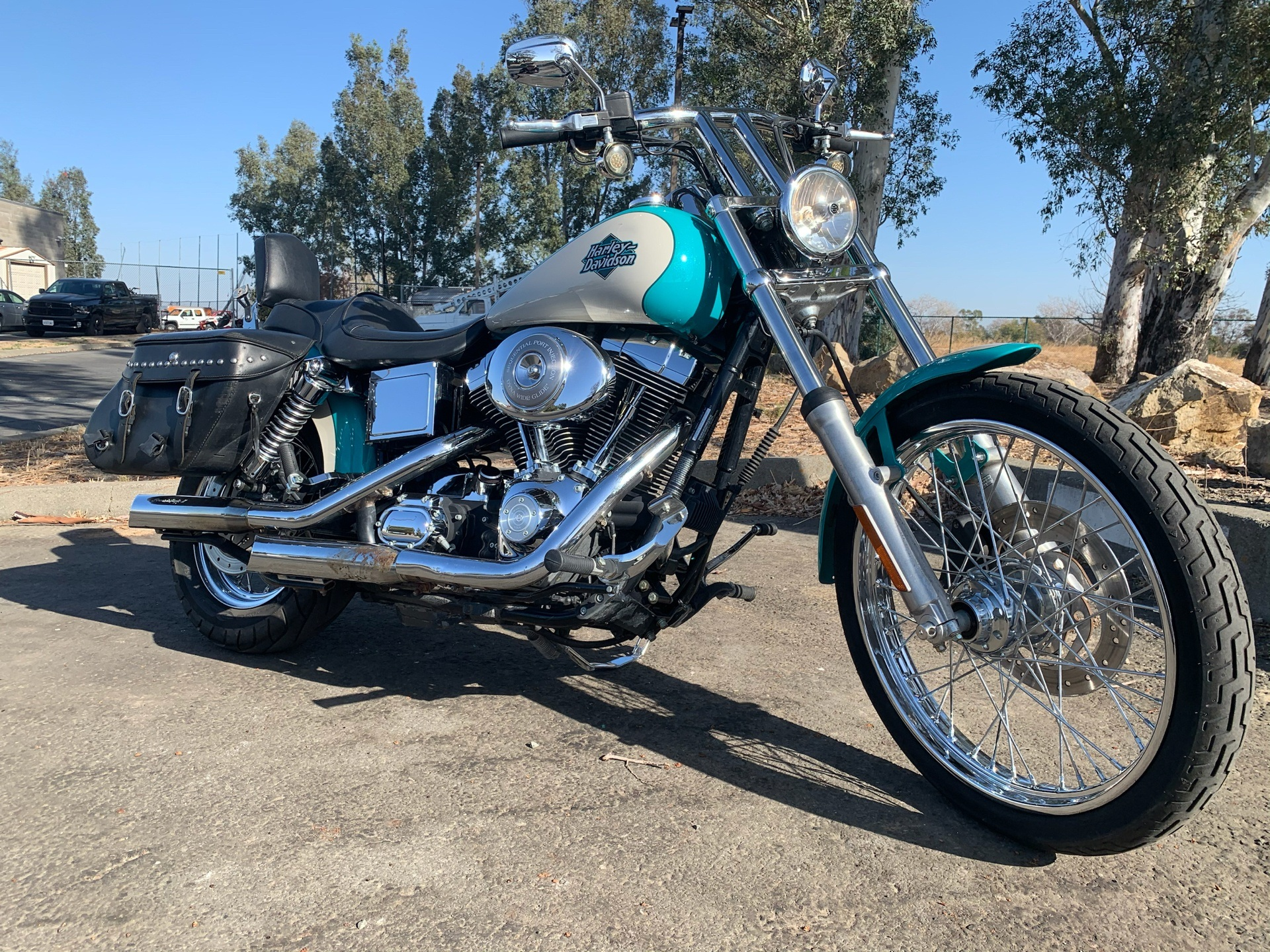 2005 Harley Davidson >> 2005 Harley Davidson Fxdwg Fxdwgi Dyna Wide Glide In Vacaville California
