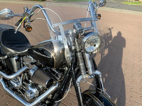 2008 Harley-Davidson CVO™ Screamin' Eagle® Softail® Springer® in Vacaville, California - Photo 5