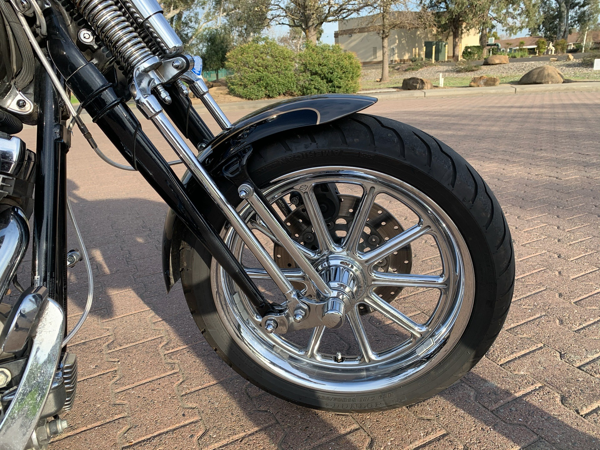 2008 Harley-Davidson CVO™ Screamin' Eagle® Softail® Springer® in Vacaville, California - Photo 8