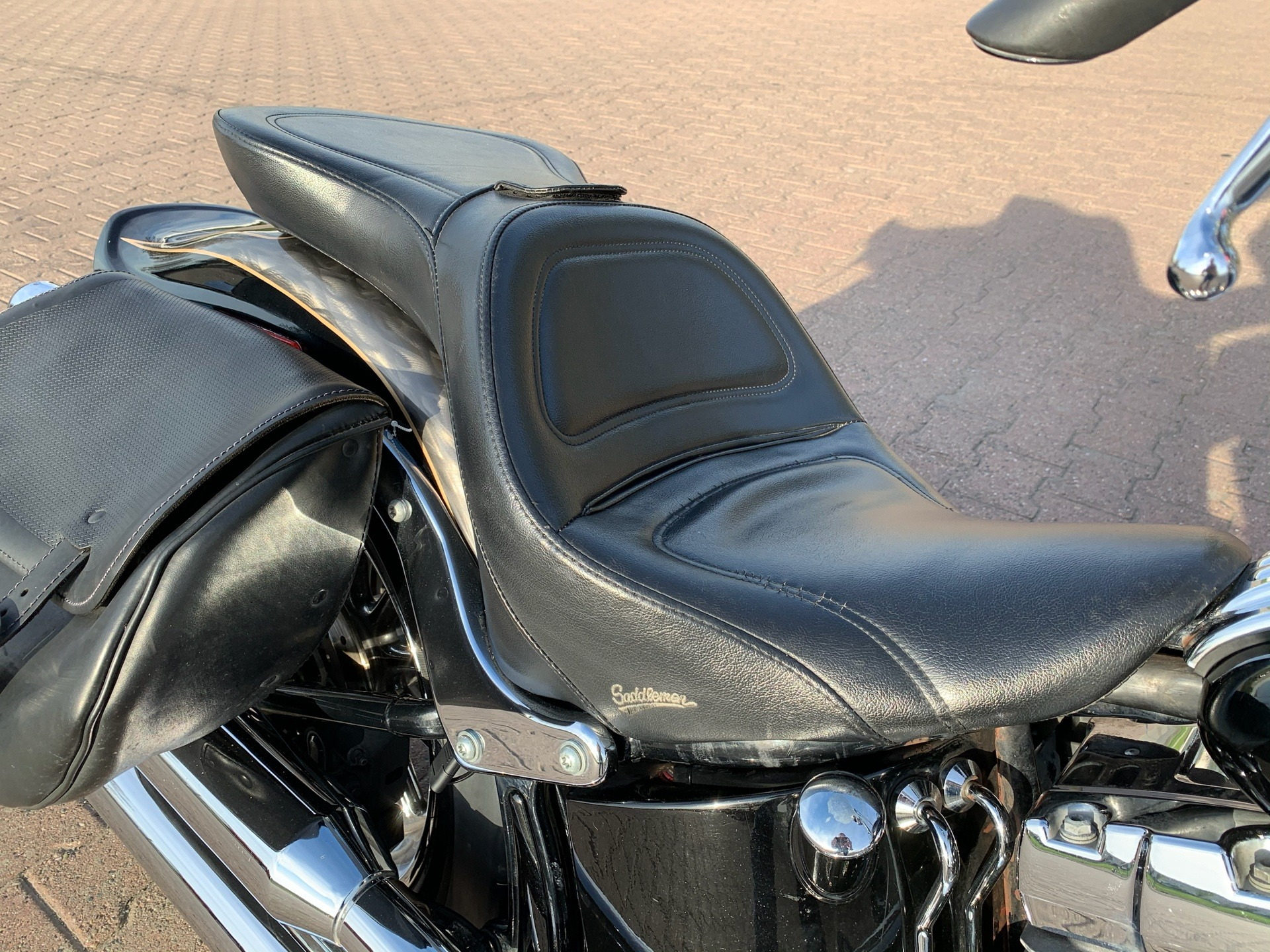 2008 Harley-Davidson CVO™ Screamin' Eagle® Softail® Springer® in Vacaville, California - Photo 13