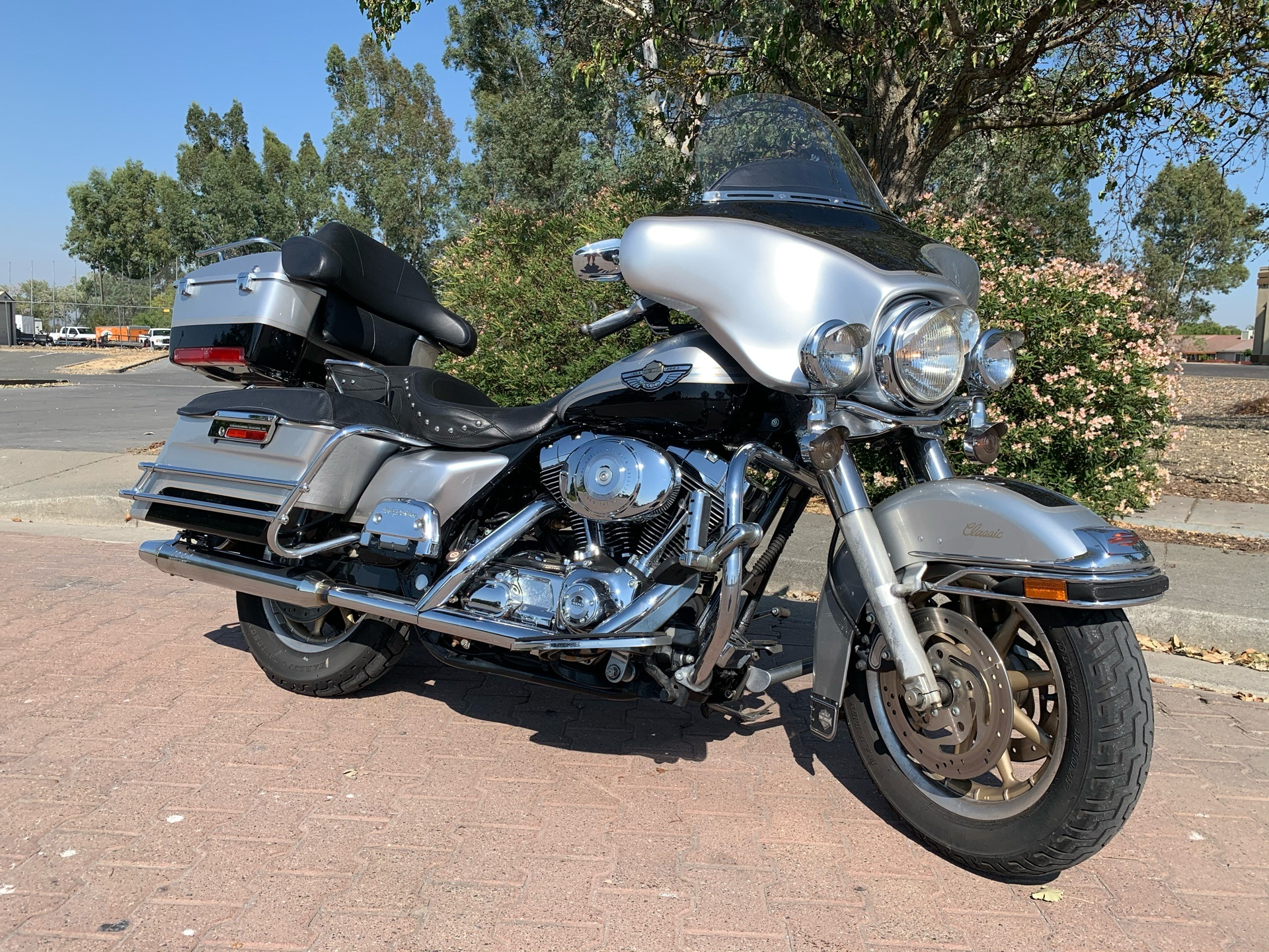 2003 Harley-Davidson FLHTC/FLHTCI Electra Glide® Classic in Vacaville, California - Photo 1