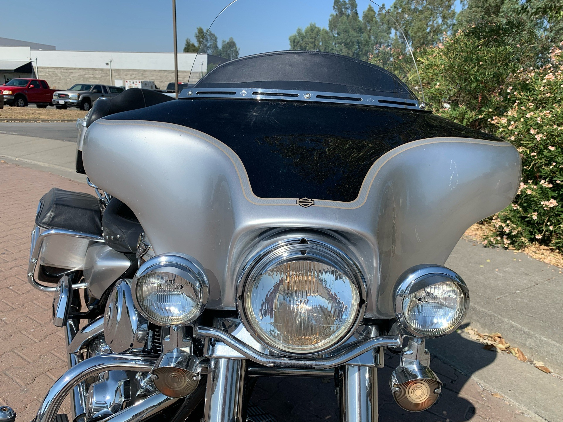 2003 Harley-Davidson FLHTC/FLHTCI Electra Glide® Classic in Vacaville, California - Photo 6