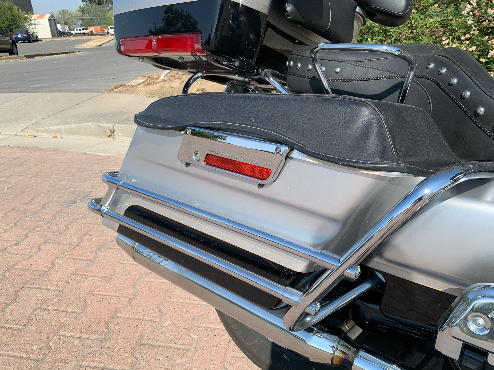 2003 Harley-Davidson FLHTC/FLHTCI Electra Glide® Classic in Vacaville, California - Photo 11