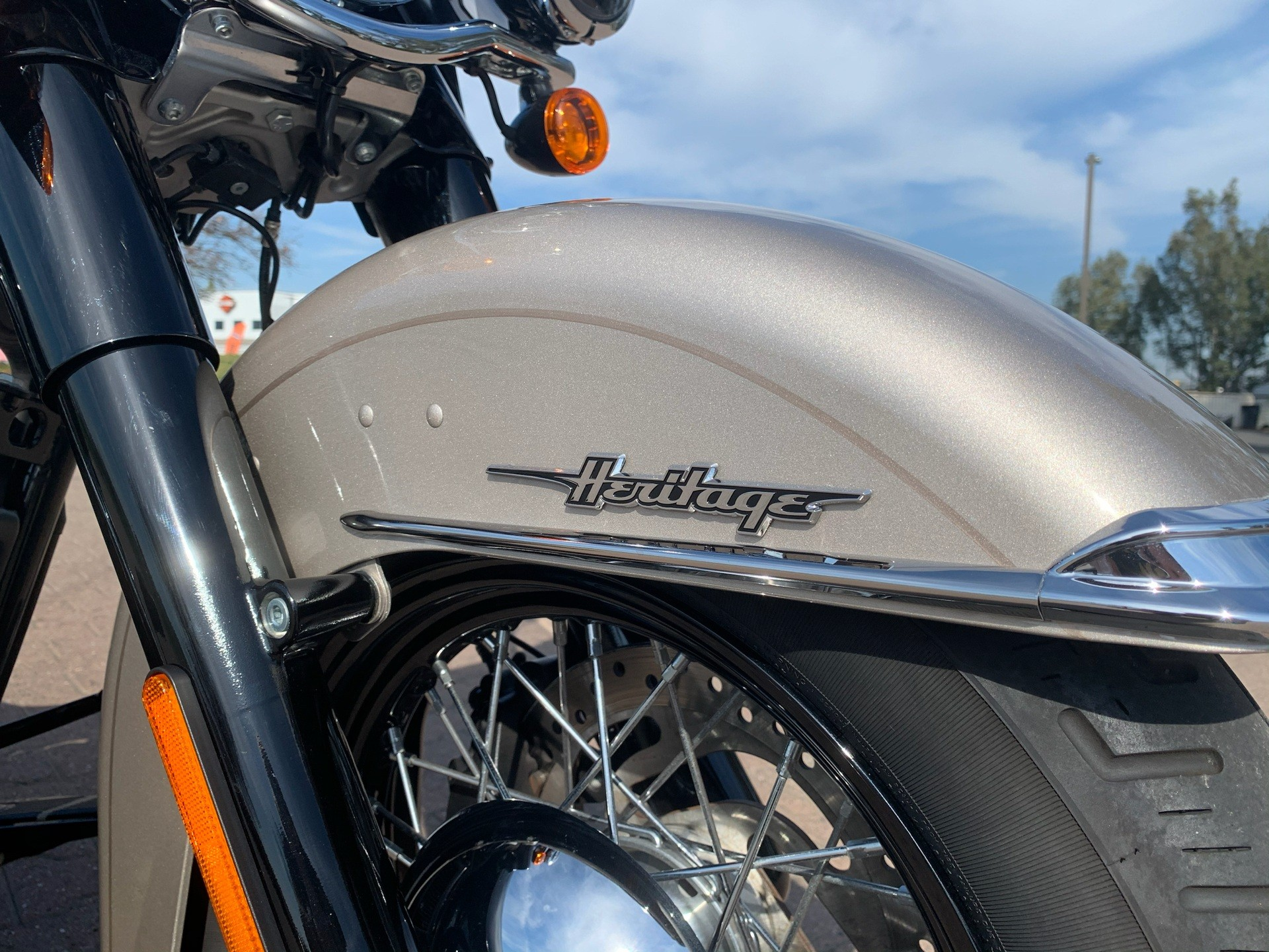 2018 Harley-Davidson Heritage Classic in Vacaville, California - Photo 4