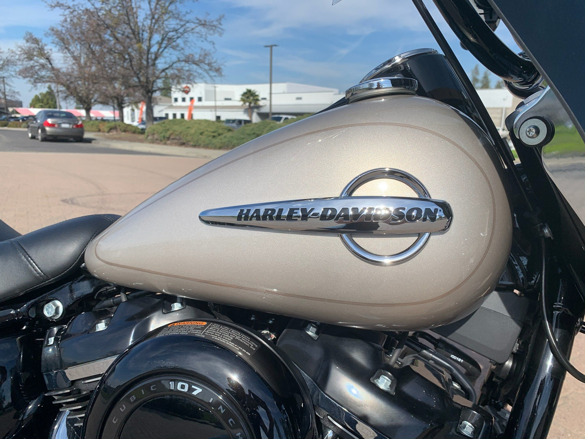 2018 Harley-Davidson Heritage Classic in Vacaville, California - Photo 7