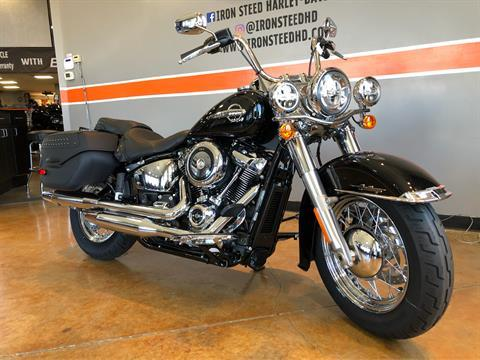 2020 Harley-Davidson Heritage Classic in Vacaville, California - Photo 2