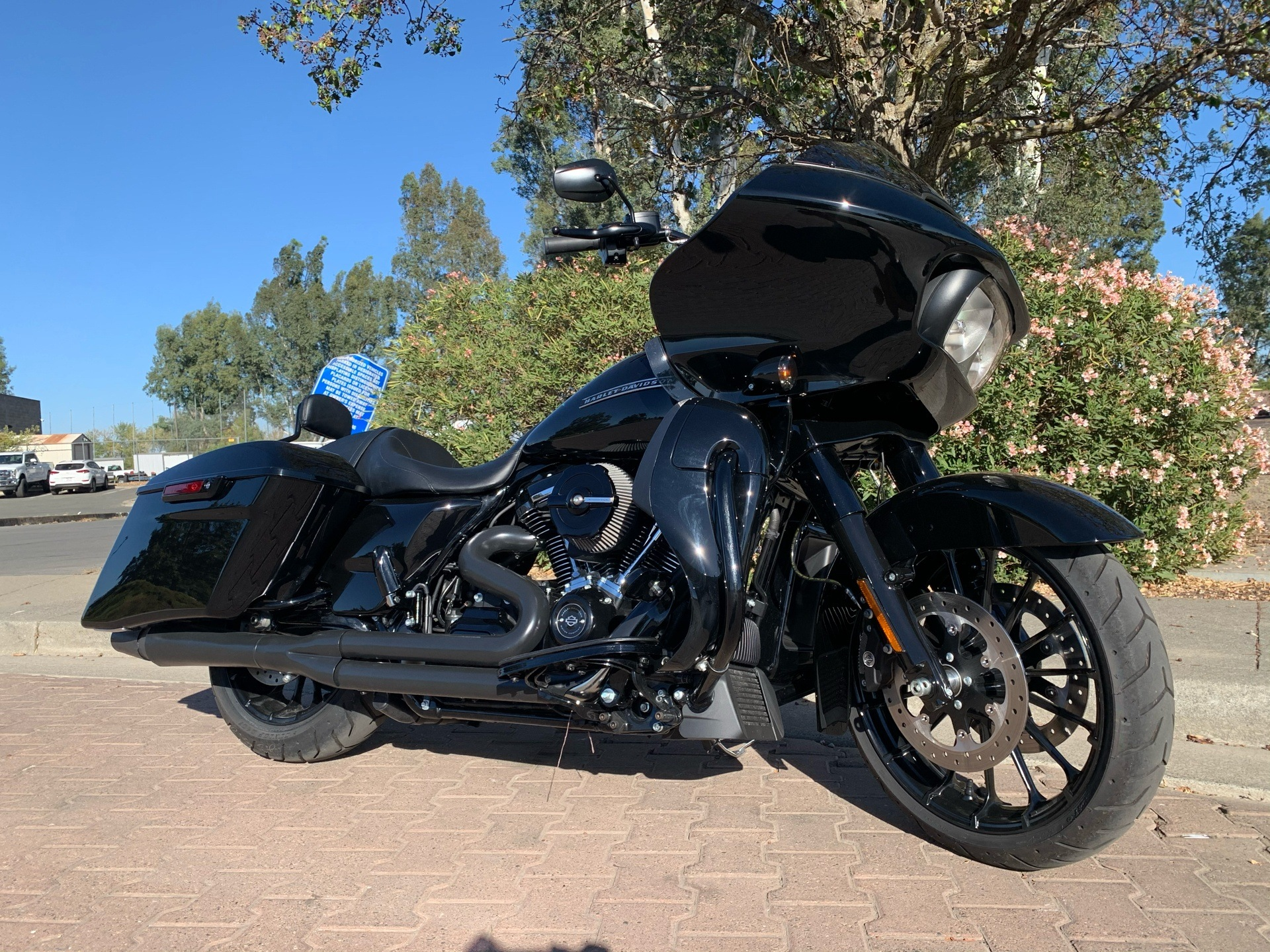 2018 Harley-Davidson Road Glide® Special in Vacaville, California - Photo 1