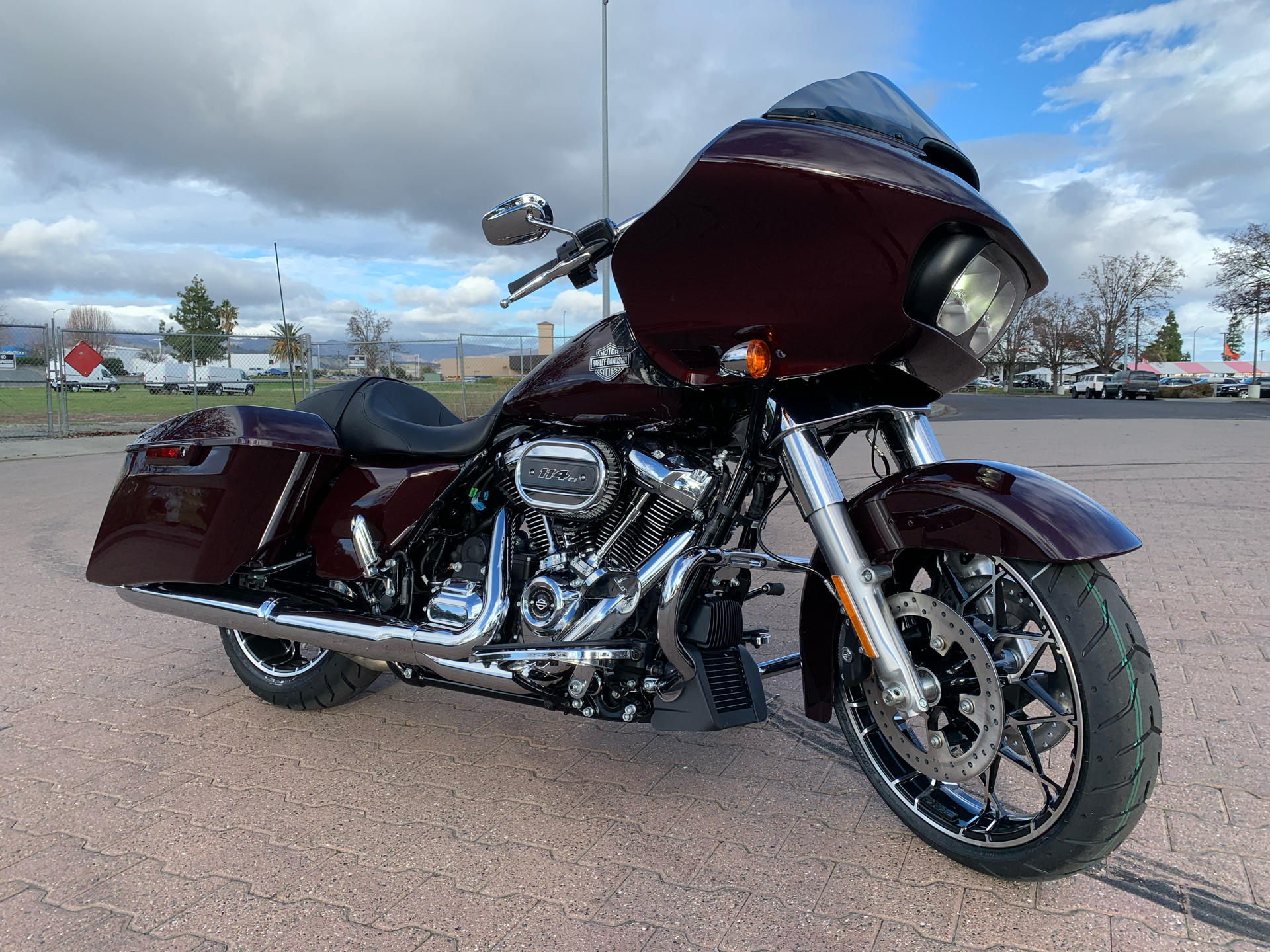 2021 Harley-Davidson Road Glide® Special in Vacaville, California - Photo 1