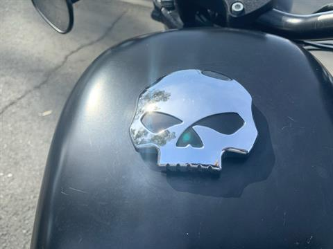 2014 Harley-Davidson Sportster® Iron 883™ in Vacaville, California - Photo 9