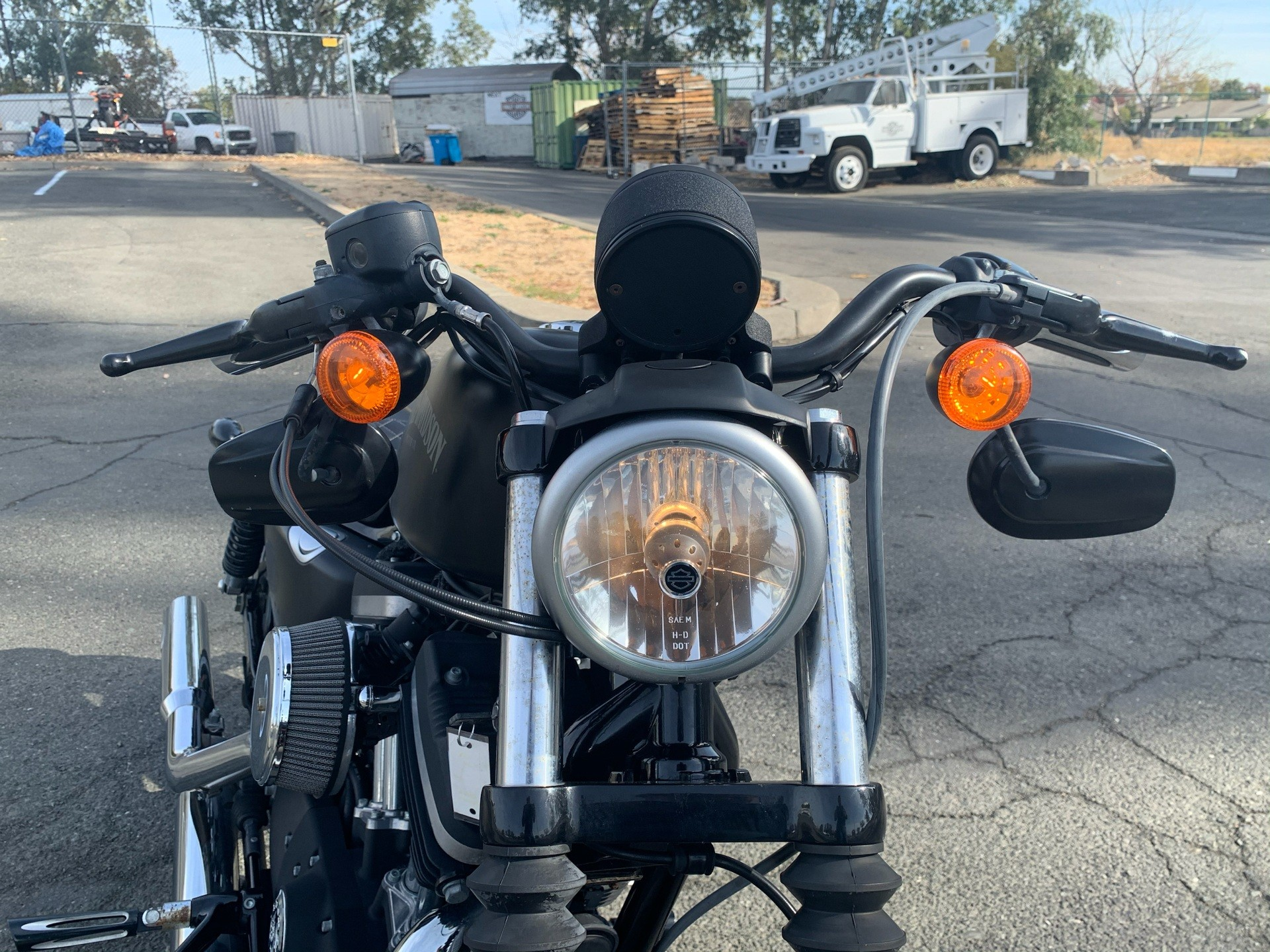 2014 Harley-Davidson Sportster® Iron 883™ in Vacaville, California - Photo 12